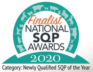 Bimeda UK Territory Manager Announced As Finalist At 2020 National SQP Awards